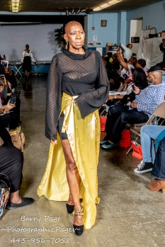Designer Simone Ashley